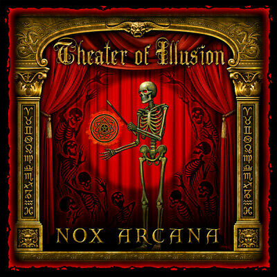 Nox Arcana - Theater of Illusion [New CD]