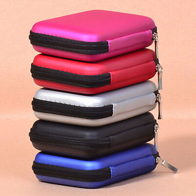 """2.5"""" Portable Cover External HDD Hard Disk Drive Protect Holder Carry Case Bag"""