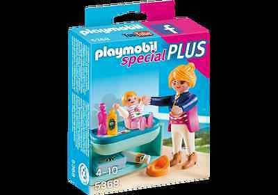 Playmobil 5368 Mother Child Changing Table nappy birth NEW BOXED Worldwide