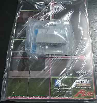 Heroclix The Flash Cosmic Treadmill and Map OP Kit New