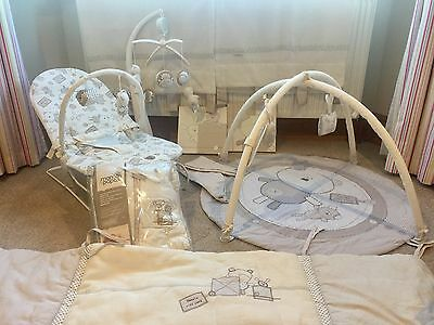 Mamas and Papas Neutral Nursery Decor And Bedding