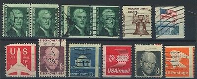 A33c USA, perforation oddities, 10 different