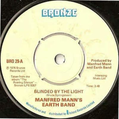 Blinded By The Light 7 : Manfred Mann's Earth Band