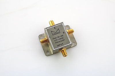 Merrimac PDM-30-150 1 - 300MHz DIRECTIONAL COUPLER USED