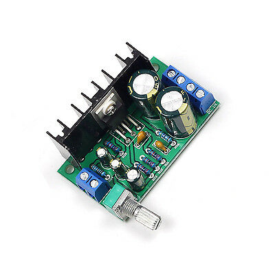 1PCS TDA2050 DC 12-24V 5W-120W 1 Channel Audio Power Amplifier Board  S
