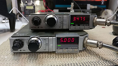 Standard C-7900 C-8900 VHF UHF Twin Mobile Tranceivers. VERY RARE!!! Excellent!!