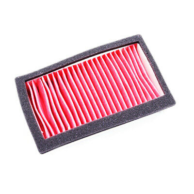 Red Air Filter Cleaner Element For YAMAHA XT600 KN KH3UW 3TB E3UW 1992 93
