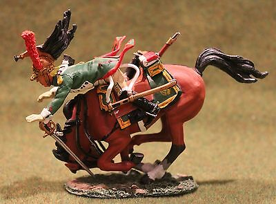 King And Country Na42  Napoleonic  French Mounted Dragoons Toy Soldiers Britains