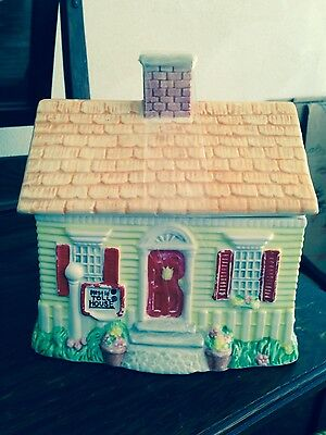 Limited Edition Nestle Toll House Cookie Jar from 1992 Limited Edition