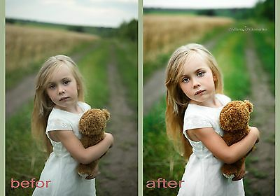 Retouch photos, professional photo editing! Qualitatively!