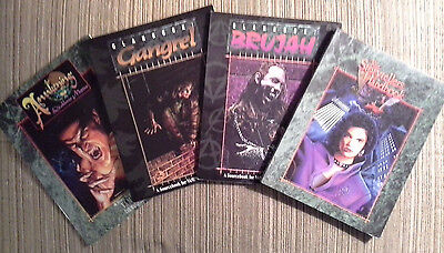 Vampire: The Masquerade Bundle (Lot of 4 books incl. clanbooks) - White Wolf