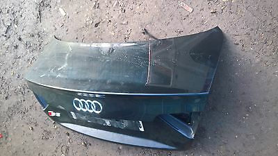 AUDI A5 S5 BOOT LID / TAILGATE 2007+ black