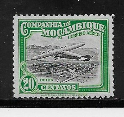MOZAMBIQUE COMPANY Stamps- Scott # C4/AP1-20c-Mint/LH-1935-Air Postal-OG