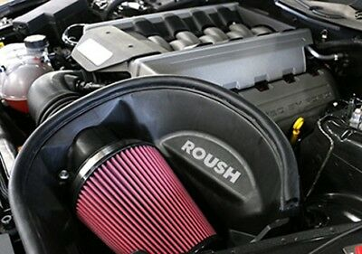 Mustang 2015on 5.0L GT Cold Air Intake Kit Roush 2543-421826