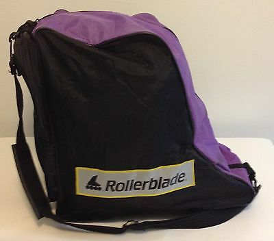 Rollerblade Skate Carry Bag Inline Skating Tote Bag Vintage Retro