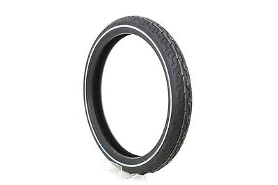 Dunlop D402F Mh90H21  Harley Davidson Bike Whitewall New Tyre Tire Motorbike