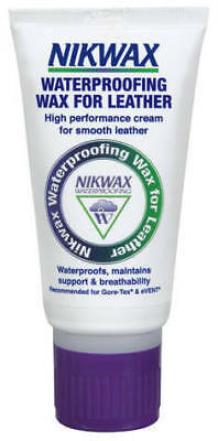 NEW Nikwax Waterproofing Wax for Leather 100ml from Outdoor Adventure Gear