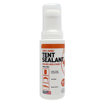 NEW Gear Aid Tent Sure Tent Sealant from Outdoor Adventure Gear