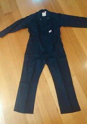 King Gee Overalls - Brand New - Style 0101 Size 102S Navy