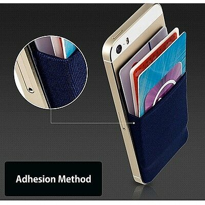 Mobile Phone Card Case For Cell Phone Safe Convenient Card Case Made in Korea