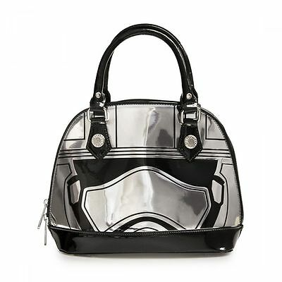 Disney Loungefly STAR WARS Captain Phasma Purse Bag ~ NEW WITH TAGS ~