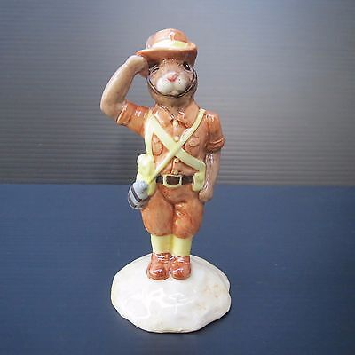 Royal Doulton Bunnykins, Digger, DB 248, 2001, Special Edition, Exclusive