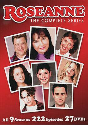 Roseanne: The Complete Series [27 Discs] (2013, DVD NEW)27 DISC SET