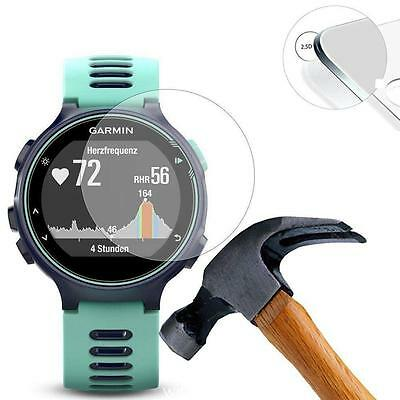 Tempered Glass LCD Screen Protector Guard Film for Garmin Forerunner 735XT 735