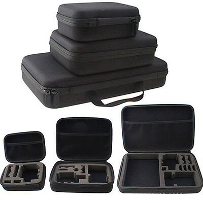 3 Size Protective Camera Storage Bag Carry Case for SJCAM Action Camera SJ4000