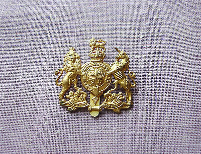 Military British Cap Badge : Ancien Insigne Militaire - General Service Corps