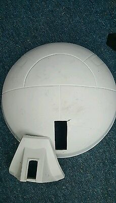 DR WHO FULLSIZE KELAD DOME AND COWL PROPS BN will ship worldwide last time list