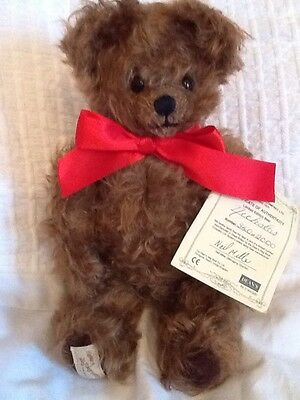 Limited Edition Vintage Deans Collectors Teddy Bear 'Nicholas'