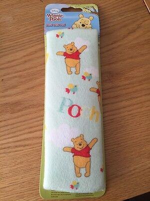 NEW Winnie The Pooh Baby Car Safety Seat Belt Cover Shoulder Cushion Pad Gift