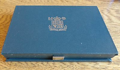 Royal Mint 1985 United Kingdom Proof Coin Collection. Unusual Birthday Gift
