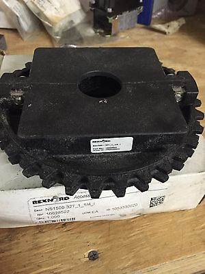 Rexnord NS1500-32T Thermoplastic Split Sprocket  1-1/4 Bore  Part# 10028522