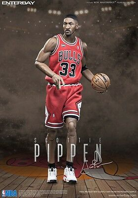 Scottie Pippen - NBA Collection - Enterbay - Real Masterpieces -NEU