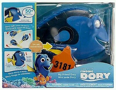 Disney Pixar Finding Dory, My Friend Dory Kids Talking Action Figure RRP £49.99