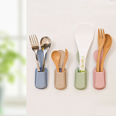 Cooker Spoon Spatula Hanger Holder- Scoop Paddle Rack Fix via Suction Cup