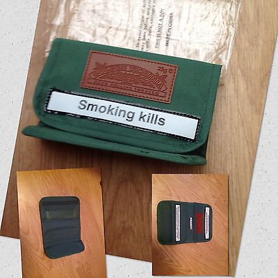 GOLDEN VIRGINIA 25g TOBACCO POUCH.. Brand New In Packaging.. VERY COLLECTABLE