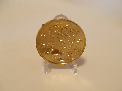 Oz, The Great and Powerful - Gold Treasure Coin