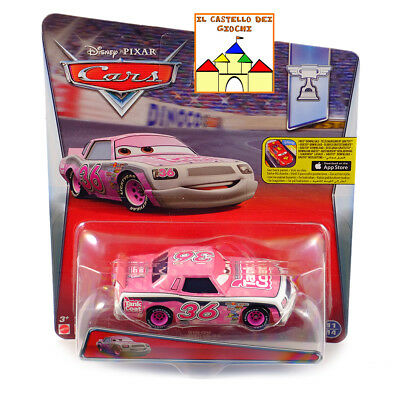 CARS Personaggio EUGENE CARBURESKI in Metallo scala 1:55 by Mattel Disney