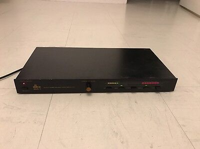 Dbx Snr-1 Single Ended Source Noise Reduction