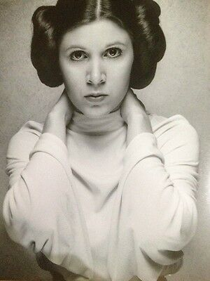 "Carrie Fisher Photo 10""x8"" Star Wars"