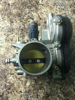 2009-15 Kx450 Throttle Body With Injector