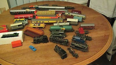 Hornby Lima Tri-ang job lot (30 Items)
