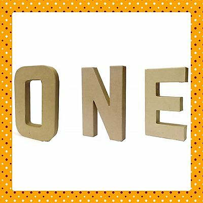 1st First Birthday Cake Smash Props Letters O N E Photo Photography Personalise