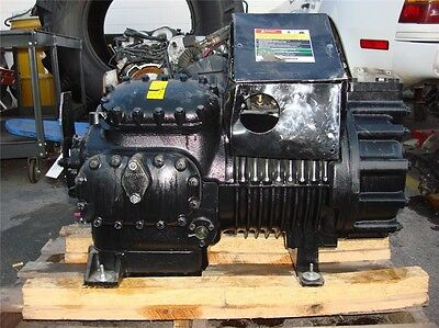 New Copeland Semi-Hermetic 3Ph 60Hp Discus Compressor 208-230V 8Ds1R67Mo-Tsk-800
