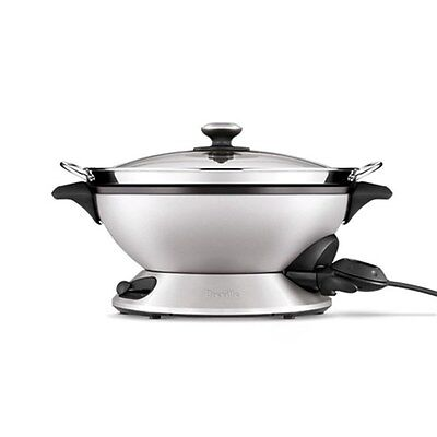 Breville hot wok and steamer