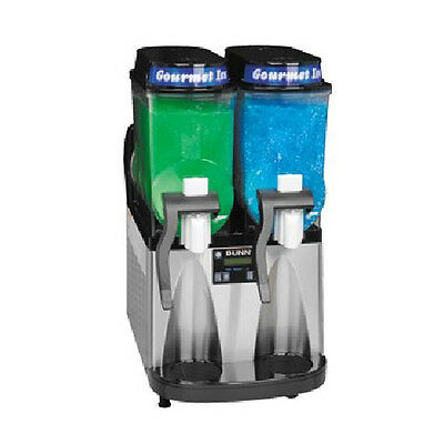 Bunn 34000.0081 Ultra-2 High Performance Frozen Drink Machine S/S & Black