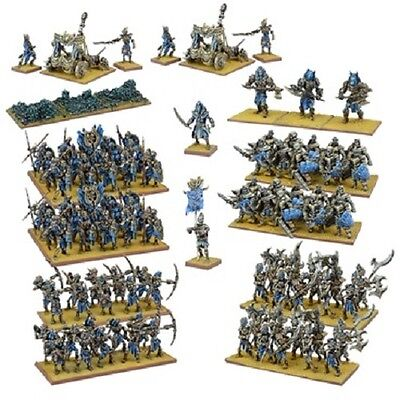 Empire of Dust Mega Force - Kings of War - Mantic Games - Warhammer Tomb Kings